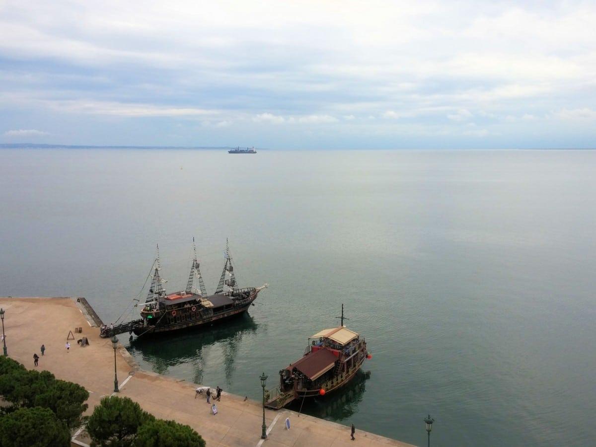 Thessaloniki, Greece - Hotel Olympia