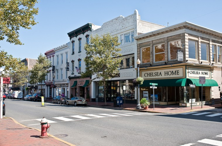 Downtown Red Bank NJ. Photo by Jazz Guy via Creative Commons