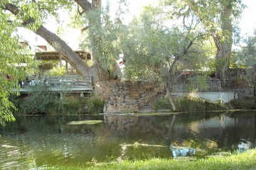 Sunrise Springs Resort Spa