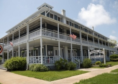 Historic Gibson Inn is ideal for your summer vacation in Florida