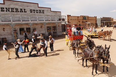 Rawhide Western Town and Steakhouse
