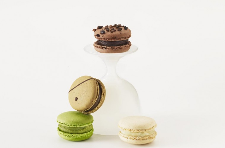 Macarons from Paulette's Beverly Hills