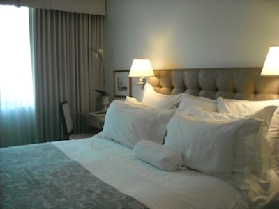 Luxe Hotel Bedroom