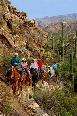 Tanque Verde Trail Riders
