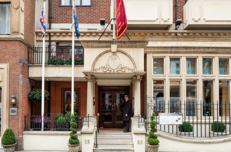 The Capital Hotel London