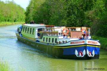 Belle Epoque on the Burgundy Canal