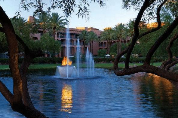 Lagoons at Fairmont Scottsdale