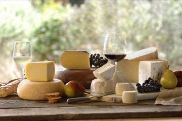 California Cheese and Wine