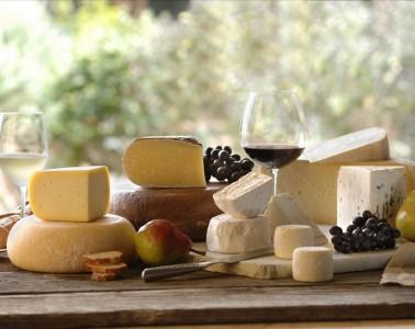 California Cheese and Wine