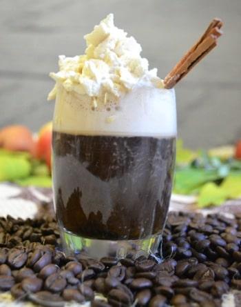 Coda Coffee with coffee liqueur
