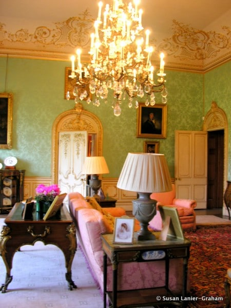 Downton Abbey Drawing Room: Exploring The Real Downton Abbey: Highclere Castle