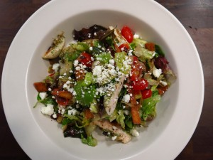 The Henry Grilled Chicken Fattoush Salad