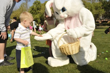 Easter at the Fairmont Scottsdale Princess