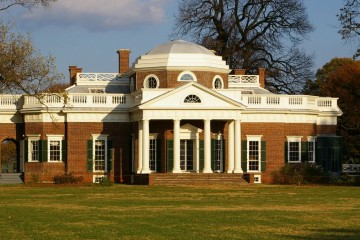 Monticello by Allen Brewer