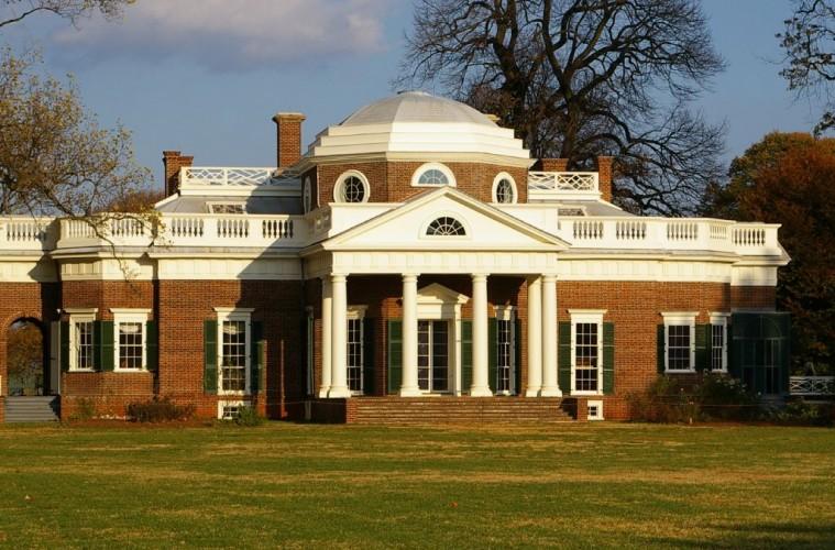 Monticello by Allen Brewer