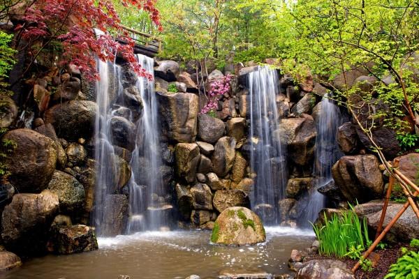 West Waterfall