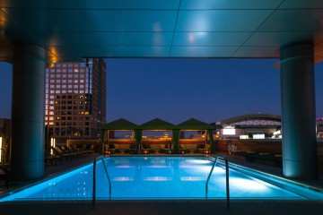 Pool_LUSTRE Rooftop Garden