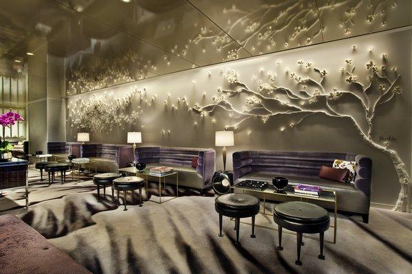 Loews Regency Hotel Manhattan Lobby