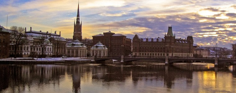 Stockholm Sweden by Phil Price