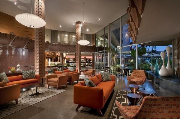 Hotel Valley Ho Lobby