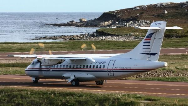 Air Saint-Pierre ATR 42