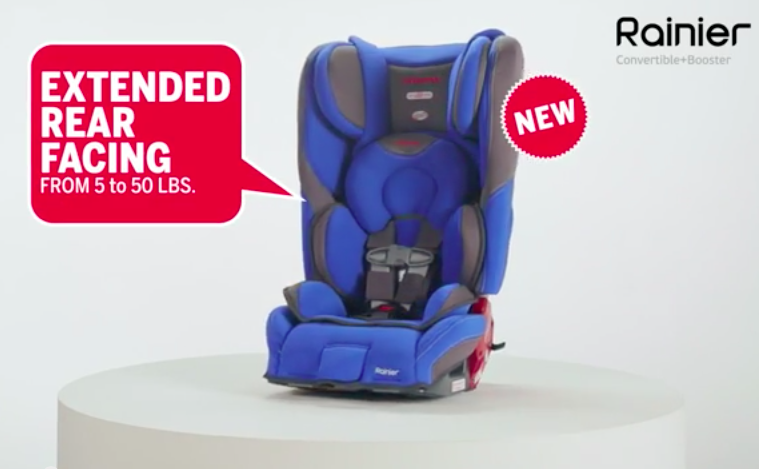 Diono Rainier Car Seat Safety And Convenience For Parents On The Go