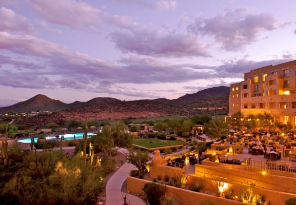 JW Marriott Starr Pass in Tucson
