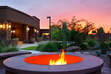 Courtyard Scottsdale Salt River Fire Pit