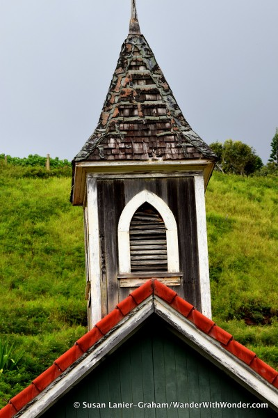 Church in Kahakuloa
