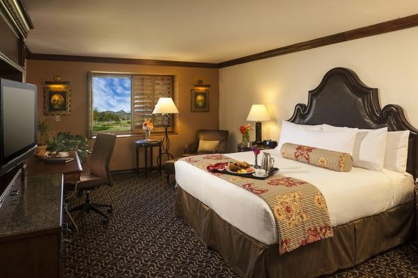 Scottsdale Resort Accommodations