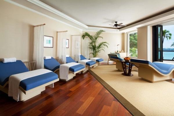 Moana Surfrider - Moana Lani Spa Relaxation Room