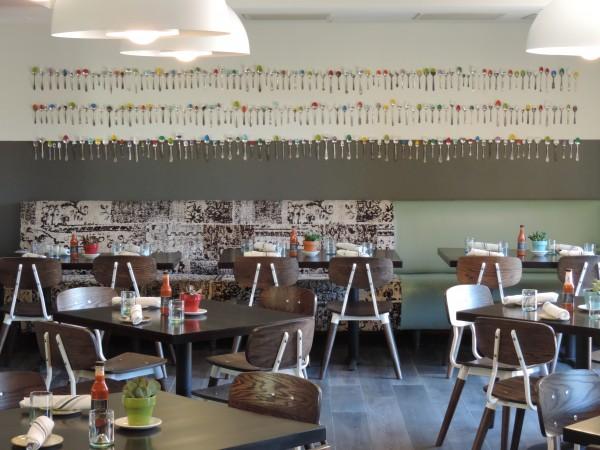 SaltRock Dining Room. Photo courtesy Amara Resort and Spa