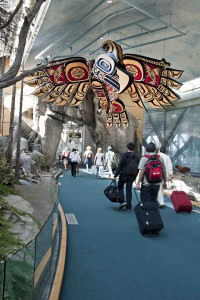 US Arrivals at YVR.
