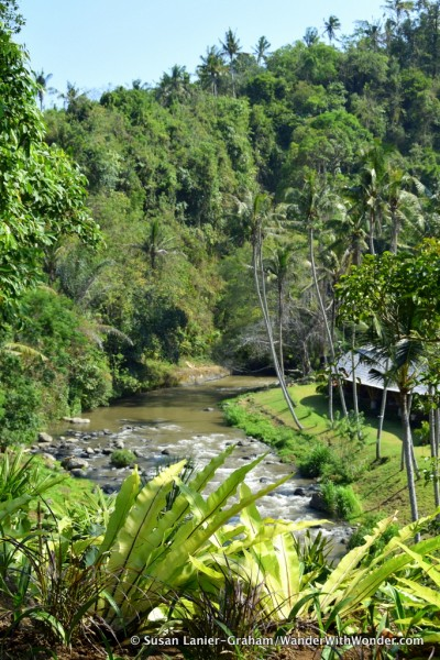 Ayung River at Mandapa by SLanierGraham