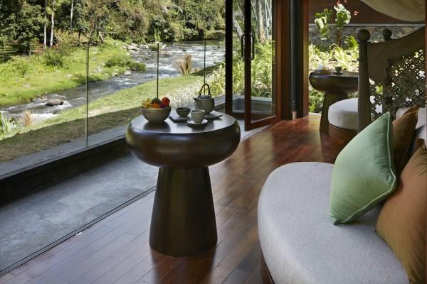 The spa at Mandapa, a Ritz-Carlton Reserve in Ubud, Bali. Photo courtesy Ritz-Carlton