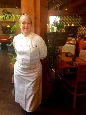 Chef Rebecca Tillman of Pointe Hilton Squaw Peak Resort