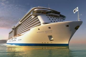Majestic Princess Cruises