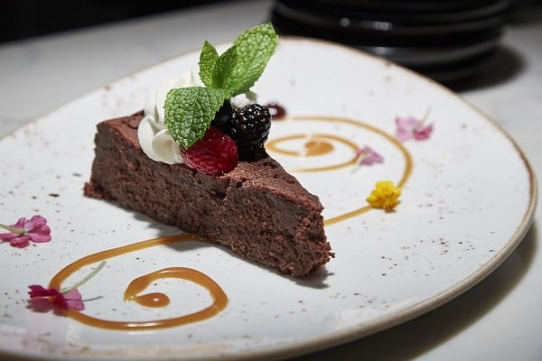Mariposa Chocolate Torte