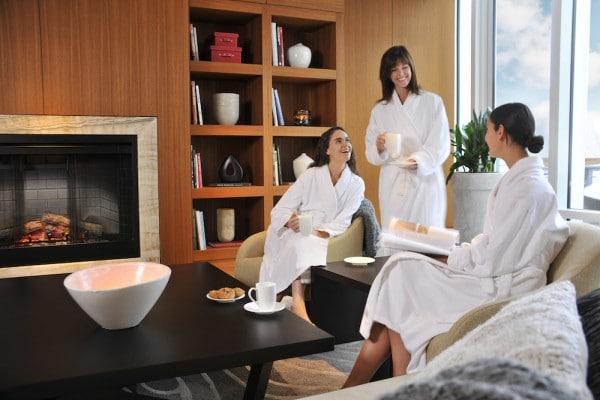 Ladies Lounge Fairmont Pacific Rim