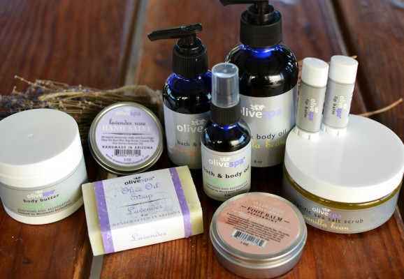 Olivespa products
