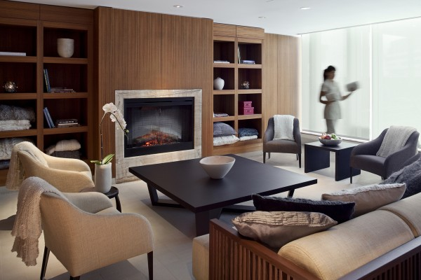 Fairmont Hotel by James KM Cheng Architects; Westbank