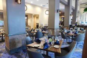 Hilton Scottsdale Resort Villas Formally Re Launches BlueFire Grill