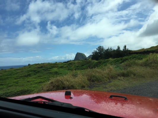 Driving the Kahekili Highway