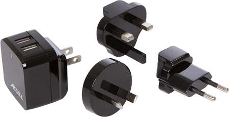 Home or Away Dual USB Charging