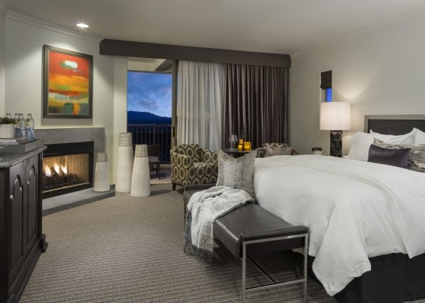 Suite at CopperWynd Resort & Club. Photo courtesy CopperWynd Resort & Club in Fountain Hills