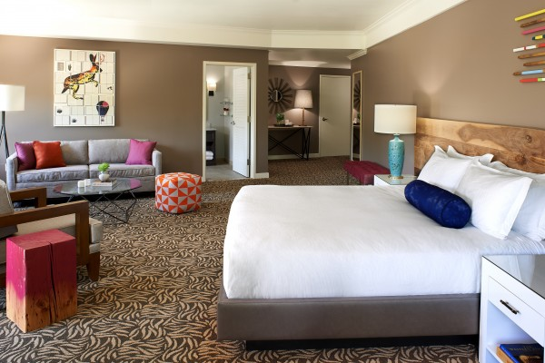 Amara Living Room Suite. Photo courtesy Amara Resort and Spa