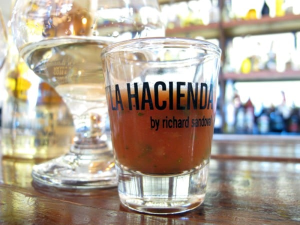 There are more than 200 tequilas available at La Hacienda. Photo courtesy Fairmont Hotels