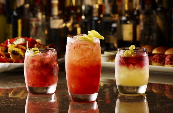 Featured Mother's Day Cocktails at The Keg. Photo courtesy Keg Steakhouse