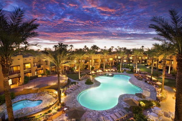 Visit The Wigwam in Arizona for a great Memorial Day Weekend getaway at the Oasis Pool