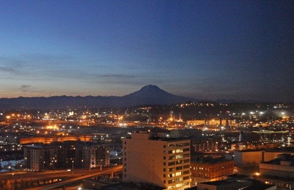View of Tacoma
